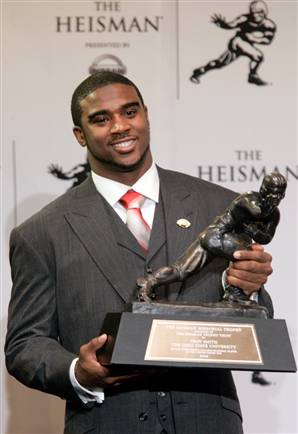 Lakeholm Viewer Online » Blog Archive » HEISMAN race: Big Ten ...